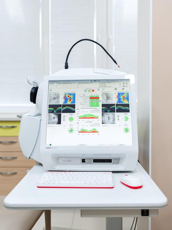 Оптический когерентный томограф Cirrus HD-OCT Zeiss