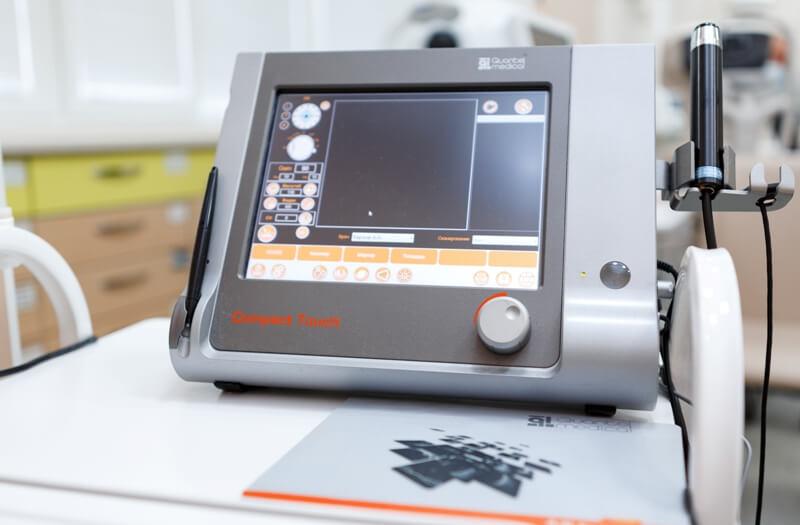 Ультразвуковой сканер Quantel medical  Compact Touch